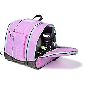 KULKEA SPEED STAR BOOT BAG LAVENDER/PINK/GREEN