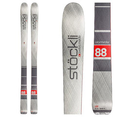 STOCKLI MEN'S STORMRIDER 88 SKI