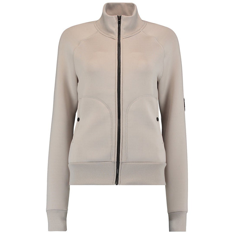 ONEILL LADIES SNOW CITY BOMBER FZ FLEECE LAYERING