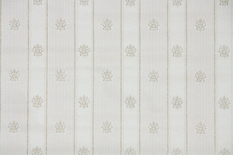1970s Vinyl Stripe Vintage Wallpaper