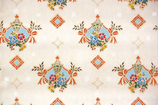 1930s Kitchen Vintage Wallpaper Hannah S Treasures