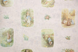 1980s Childrens Vintage Wallpaper