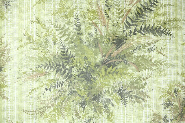 1970s Botanical Vintage Wallpaper