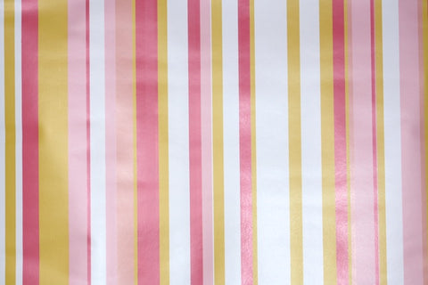 1970s Stripe Vintage Wallpaper