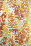 1970s Botanical Vinyl Vintage Wallpaper