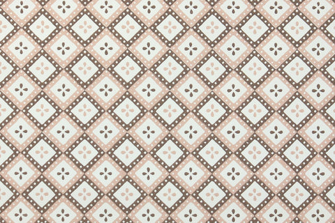 1940s Geometric Vintage Wallpaper