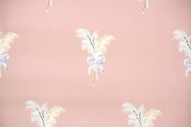 1930s Novelty Vintage Wallpaper