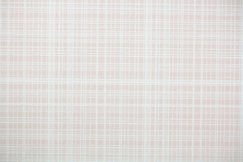 1940s Plaid Vintage Wallpaper