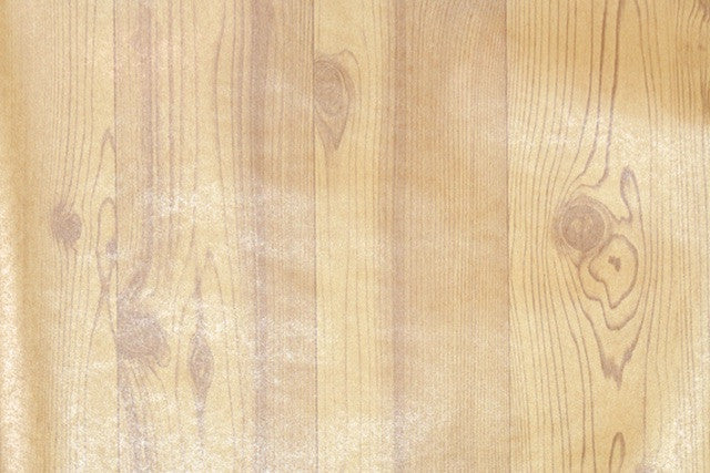 1940s Faux Wood Grain Vintage Wallpaper