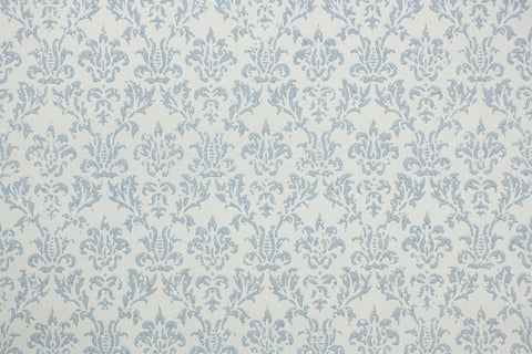 1950s Damask Vintage Wallpaper