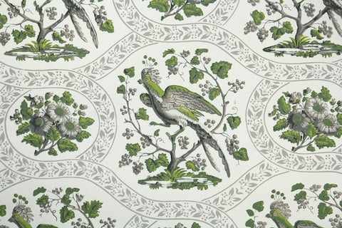 1940s Novelty Vintage Wallpaper