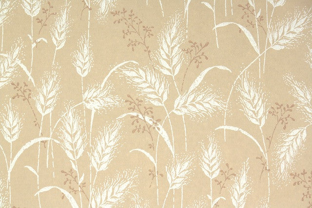 1960s Botanical Vintage Wallpaper