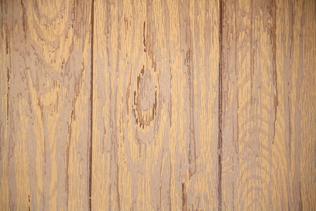 1960s faux wood grain vintage wallpaper - Wood Grain Wall Paper