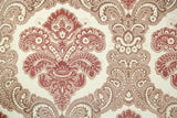 1960s Damask Vintage Wallpaper