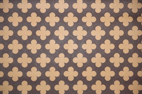 1970s Geometric Vintage Wallpaper