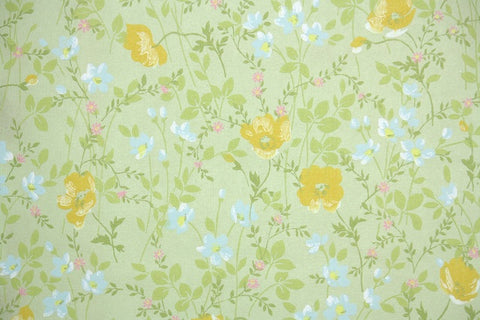 Best Source For Authentic Old Stock Vintage Wallpaper Rolls