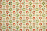 1960s Geometric Vintage Wallpaper