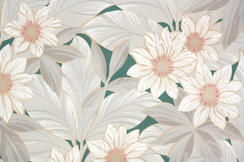 Best Source For Authentic Old Stock Vintage Wallpaper