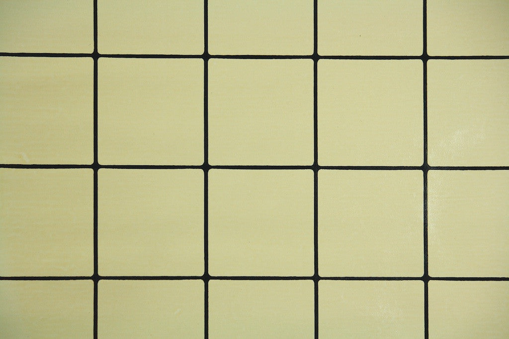 1930s Faux Tile Vintage Wallpaper