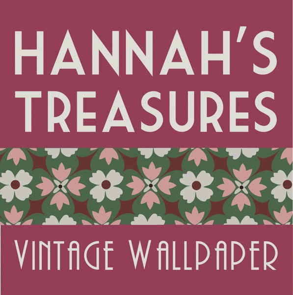 Hannah's Treasures Vintage Wallpaper