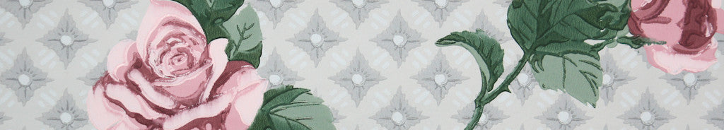 Best source for authentic, old stock vintage wallpaper rolls