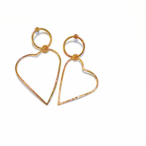 Earrings MY VALENTINE