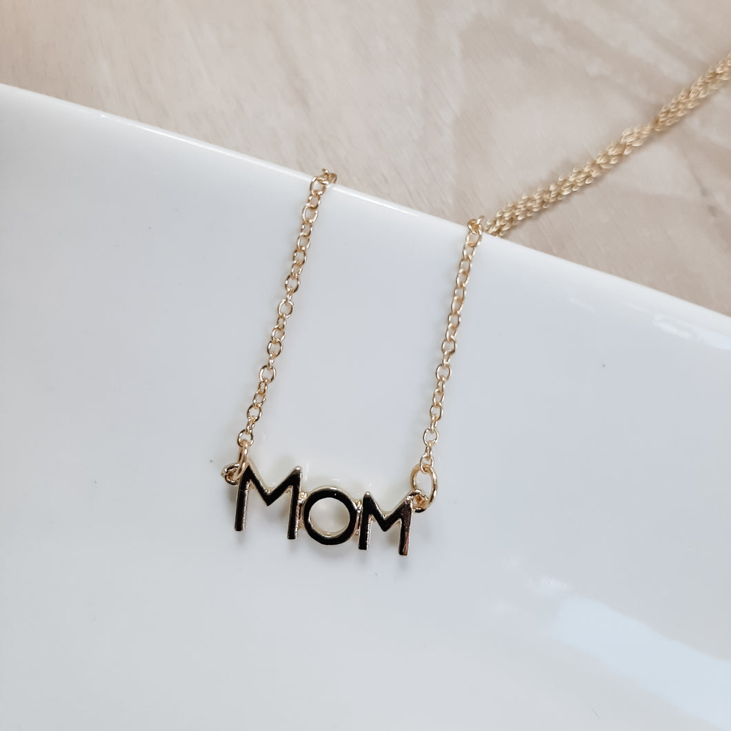 Mom and Mama - Necklaces