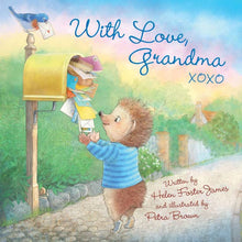 "Load image into Gallery viewer, ""With Love Grandma"" Book"