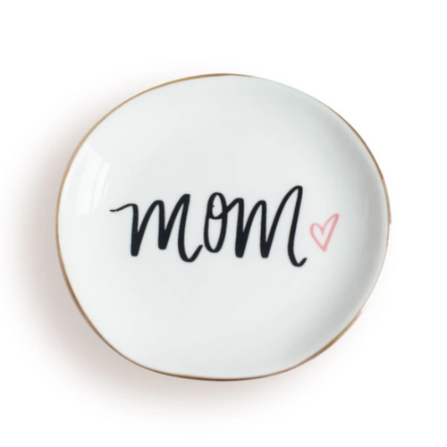 New! Mom Jewelry Dish