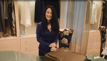 Flying with Luly: How to Pack A Suit