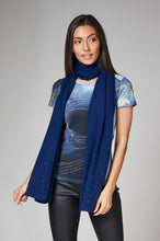 Load image into Gallery viewer, Navy Cashmere Shawl (SOLD OUT)