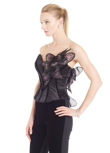Luly Yang | Monarch After Dark Corset