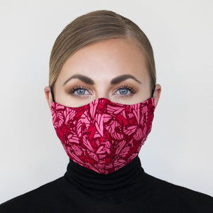 """Butterfly Kiss"" Couture Face Mask *Limited Edition*"