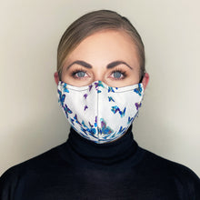 "Load image into Gallery viewer, ""Spring"" Couture Face Mask - Sold Out"