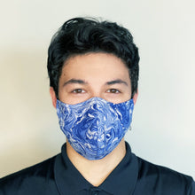 "Load image into Gallery viewer, ""Elliott Bay"" Couture Face Mask"