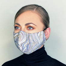 "Load image into Gallery viewer, ""Van Gogh"" Couture Face Mask - Sold Out"