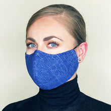 "Load image into Gallery viewer, ""Mt Rainier"" Couture Face Mask"