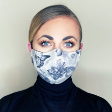 "Load image into Gallery viewer, ""Serenity"" Couture Face Mask"