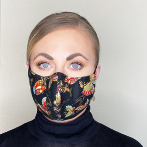 """Kimono"" Face Mask - Sold Out"