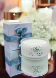Luly Yang | Blue Citrine Candle
