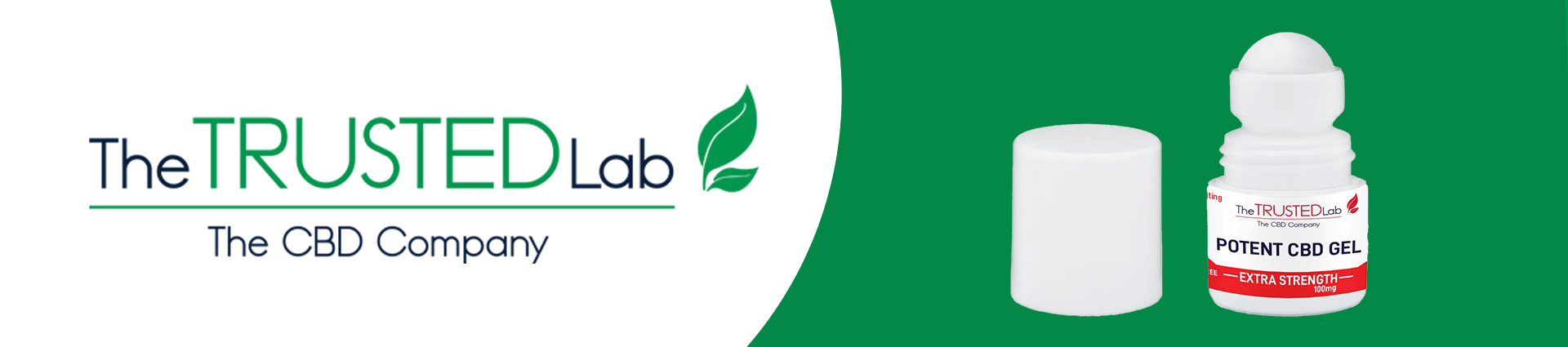 The Trusted Lab CBD Roll-Ons