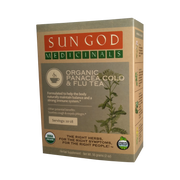 Sun God Herbal Tea, Panacea Cold & Flu - 2oz