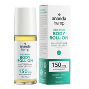 Ananda Hemp Full Spectrum Roll-On - 150mg, 1oz