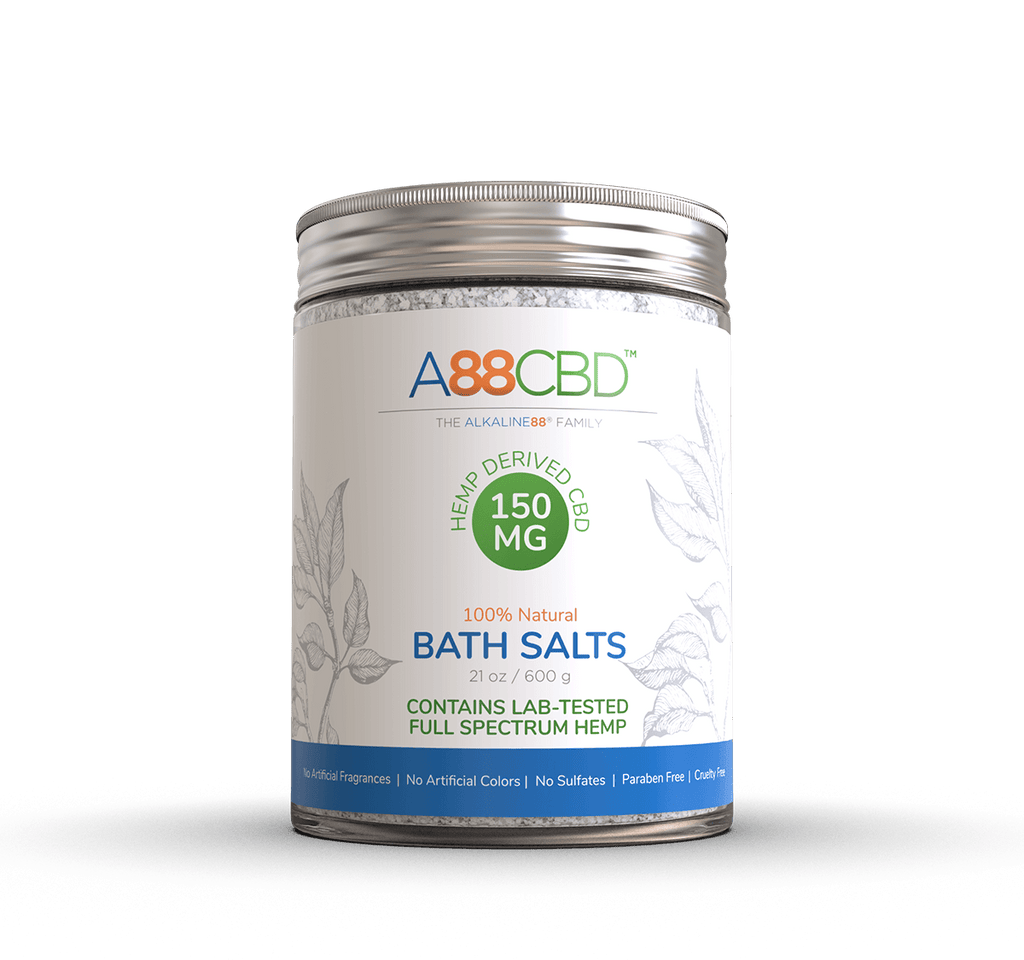 Alkaline88 Bath Salts 150mg from CBD Emporium