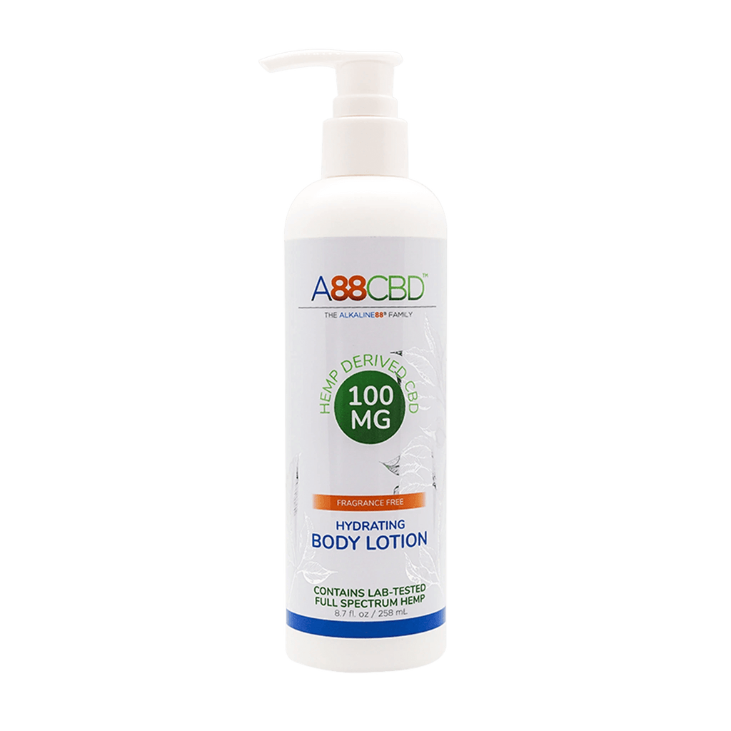 Alkaline88 Body Lotion from CBD Emporium