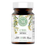Martha Stewart CBD Softgels - 750mg, 30ct from CBD Emporium