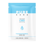 PureKana CBD Transdermal Patch - 3pk from CBD Emporium