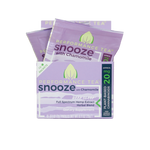 Performance Tea, Box of Snooze CBD Packets - 20mg, 10ct from CBD Emporium