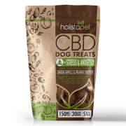 Holistapet CBD Dog Treats, Stress & Anxiety Relief - 150mg, 30ct-CBD Emporium