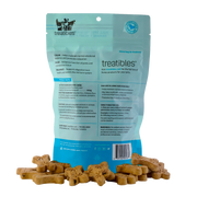 Treatibles Hard Chews, Blueberry Flavor (Ease) - Canine, Large